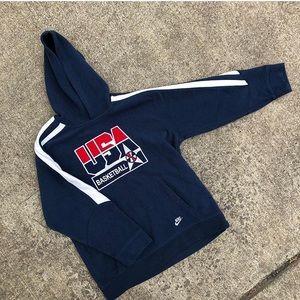 2000s Nike USA Basketball hoodie